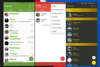 Whatsapp Plus JiMODs apk 2019