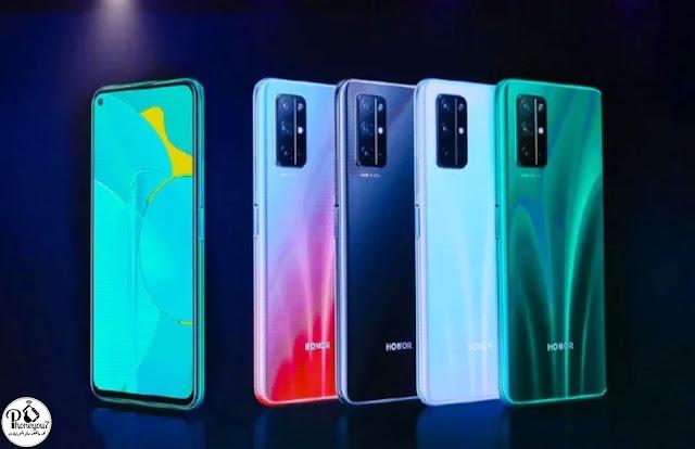 تسريب مواصفات هاتف Honor 30 Lite 5G  هاتف فئة متوسطة قادم من هونر