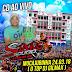 Cd (Ao Vivo) Paredão Status Sound -em Mocajubinha (O Top Dj Gilmax) 24/03/2018