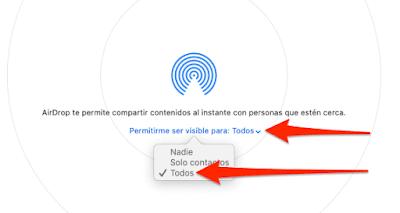 Como pasar fotos de iPhone a Mac sin cables