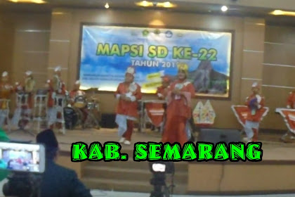 Inilah Juara 1 Lomba Rebana Modern Mapsi Tingkat Provinsi Jawa Tengah Tahun 2019 DONOHUDAN