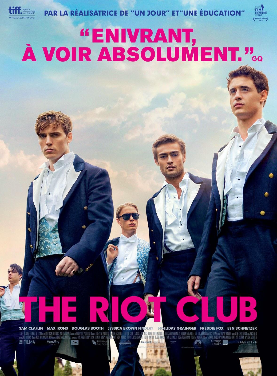 The Riot Club (2014) BRRiP ταινιες online seires xrysoi greek subs