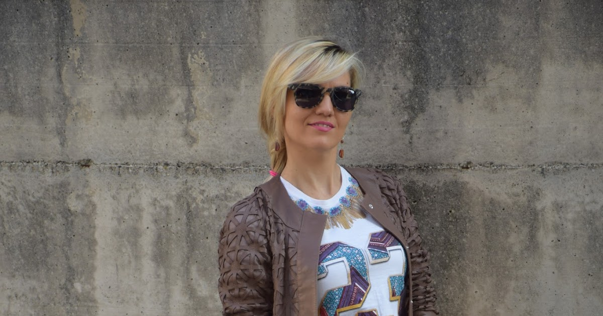 Outfit: hemming white jeans - come abbinare i jeans bianchi senza orlo -