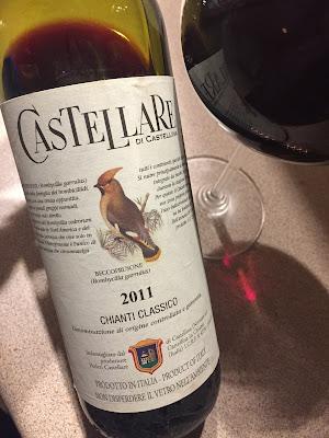 2011 Castellare di Castellina Chianti Classico
