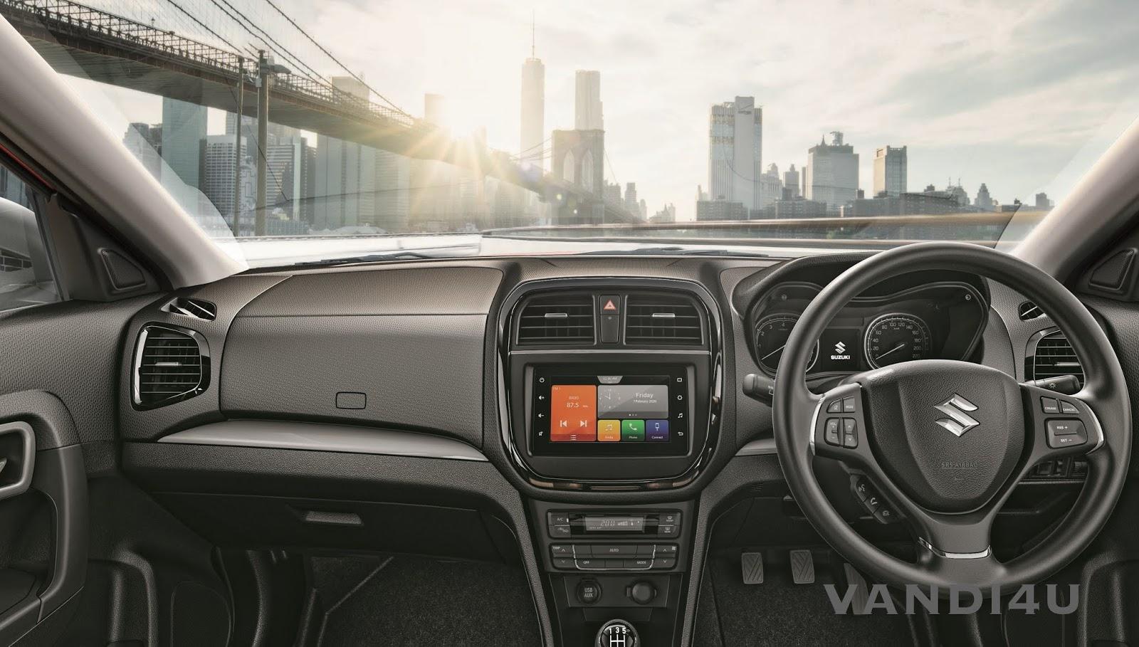 Bookings open for new Maruti Suzuki Vitara Brezza BS6 Petrol | VANDI4U