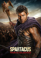 (18+) Spartacus Season 3 English 720p BluRay