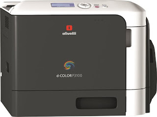 Olivetti d-Color P3100 Drivers & Software Download