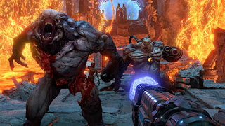 DOOM Eternal big boys screenshot - We Know Gamers