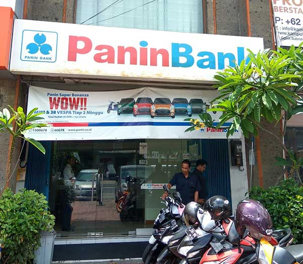 Alamat & Nomor Telepon Bank Panin Denpasar