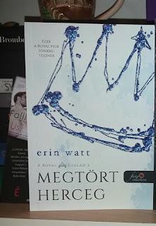 Erin Watt - Megtort herceg