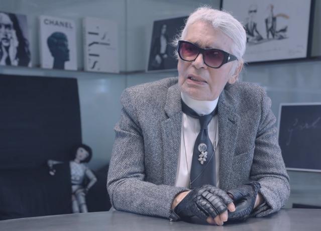 Karl Lagerfeld: Ο αυτοκράτορας της μόδας
