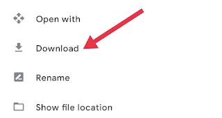 Google Drive Se PDF Kaise Banaye
