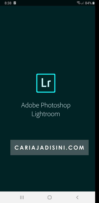 Cara Edit Foto Menggunakan Adobe Lightroom di Android