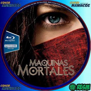 GALLETA - MÁQUINAS MORTALES - MORTAL ENGINES - 2018