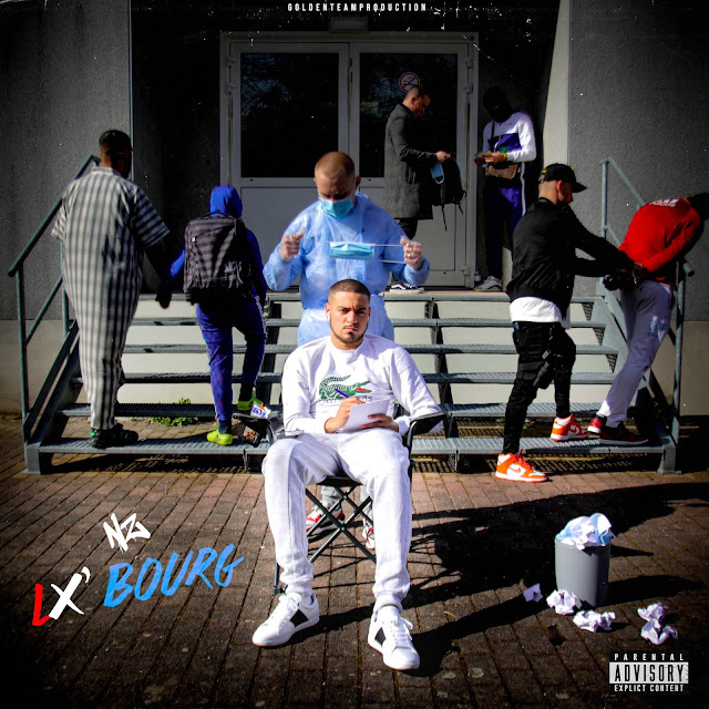 Cover NZ EP LX'BOURG