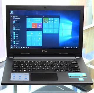 Jual Laptop Dell Inspiron 3442 Celeron N2957U Malang