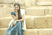 Shruti Reddy latest photos in half saree-thumbnail-16