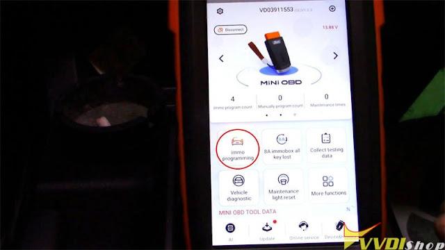 xhorse key tool max mini obd toyota 8a smart key 7