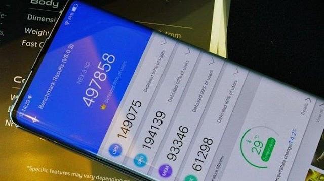 Ini 10 Ponsel Android Dengan Skor AnTuTu Paling Tinggi April 2020