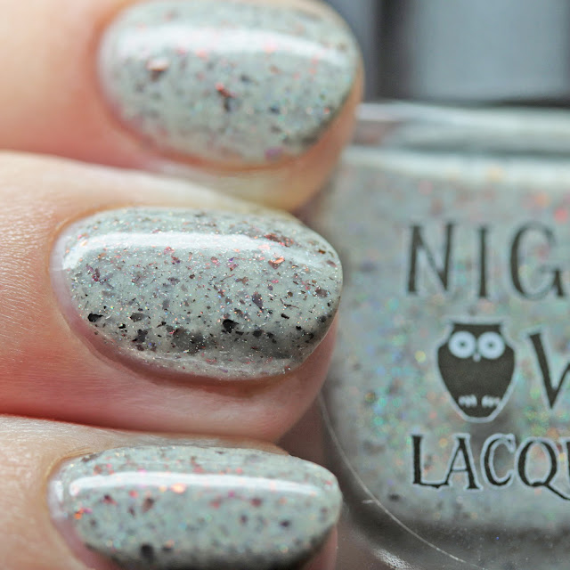 Night Owl Lacquer Bears Beets Battlestar Galactica