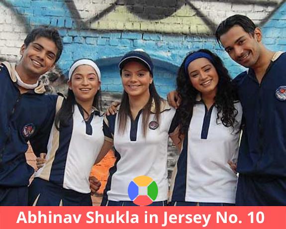 Abhinav-Shukla-television-debut