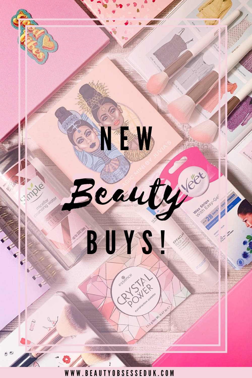 New Beauty Buys Pinterest