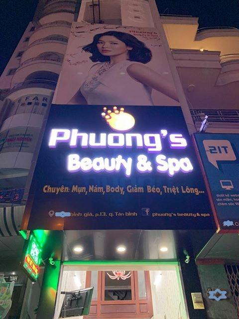Sang nhượng Spa cao cấp quận Tân Bình, Mặt tiền đường Bình Giã