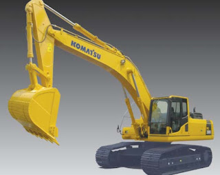 Berita Manual Book: excavator