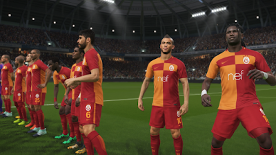 PES 2018 PES exTReme 18 Patch Season 2017/2018