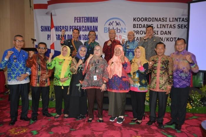 BKKBN Provinsi Lampung, Melaksanakan Kegiatan Forum Sinkronisasi Perencanaan Program