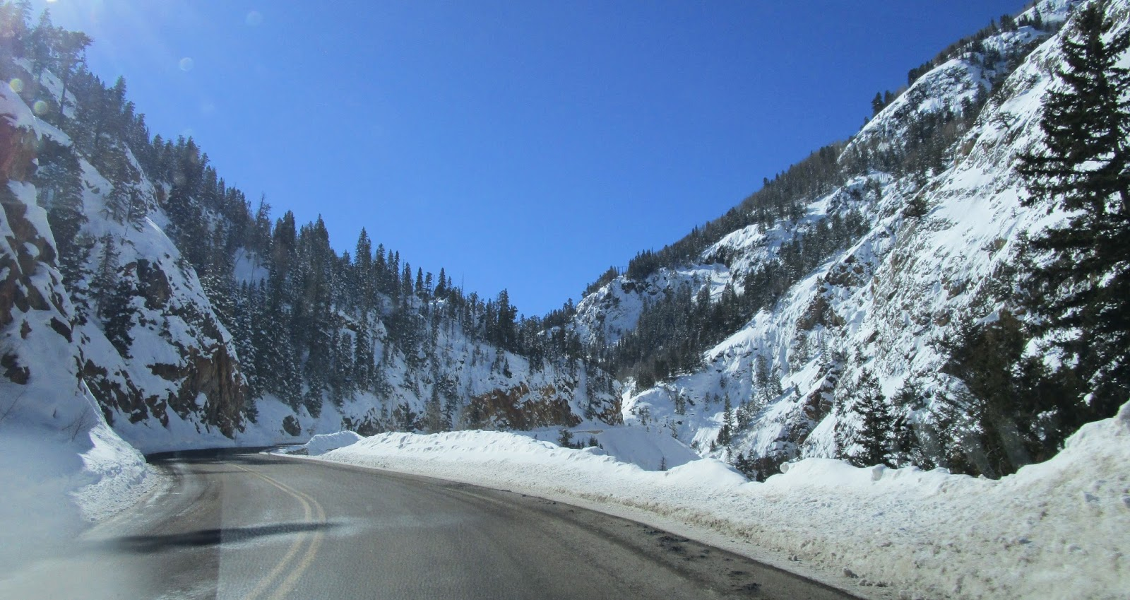 The Universe Smiles: Treasure in the Rocky Mountains