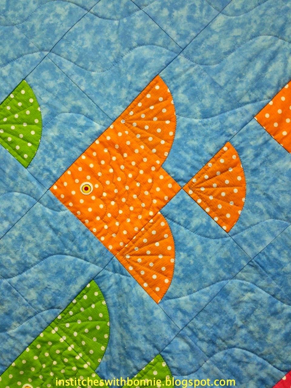 Institches With Bonnie Fcq Quilt Show Goodies