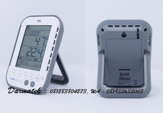Darmatek Jual TFA 30.3039 IT KlimaLogg Pro Professional Thermo-Hygrometer With Data Logger
