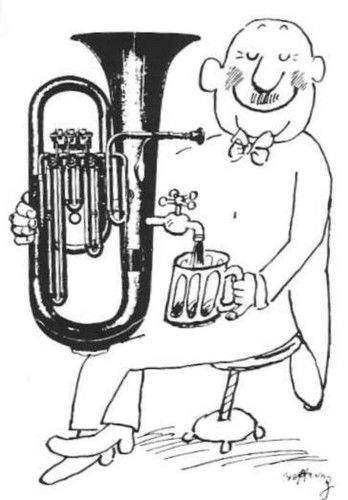 Hoffnung - Tuba and Beer