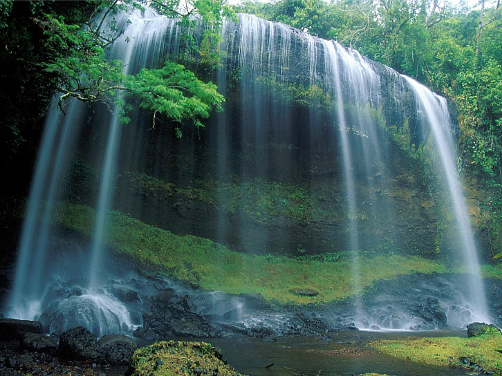 Waterfall Wallpaper Desktop