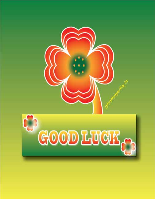 best of luck photo