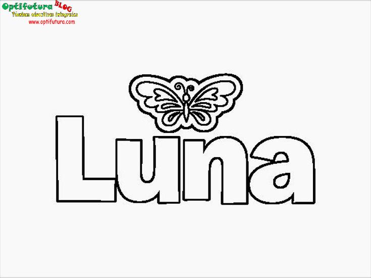 Soy Luna [Dibujos Para Colorear]