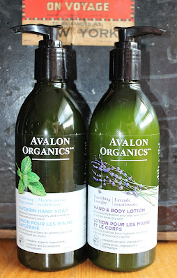 Avalon Organics Revitalizing Peppermint Glycerin Hand Soap