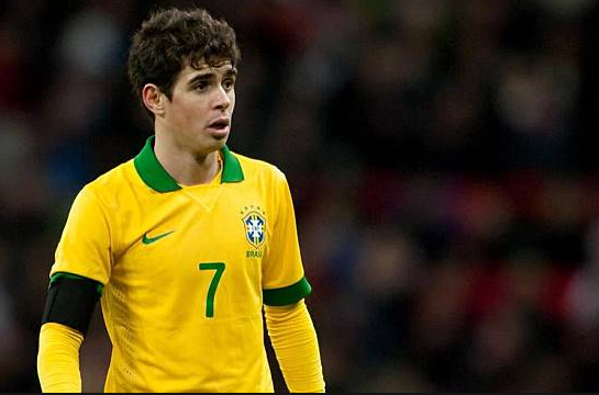 AGEN BOLA - Oscar Berpeluang kembali Bermain Di Eropa