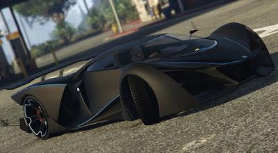 Grotti X80 Proto, Fastest Car, GTA 5 Online, FAIFAF