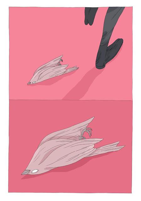 """""""Asthénéia"""" de Andres Tena chez Bang.ediciones planche 9"""