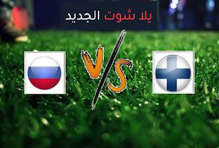 نتيجة مباراة روسيا وفنلندا اليوم الاربعاء 16-06-2021 يورو 2020