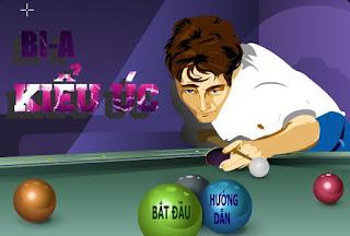 Chơi game bi-a kieu-uc-thu-vi