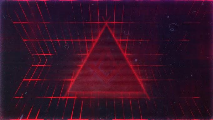 Plano de Fundo Abstrato Triângulo