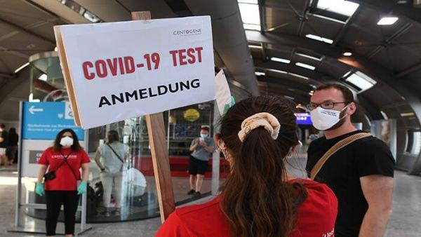 Alemania registra más de dos mil nuevos casos de la Covid-19