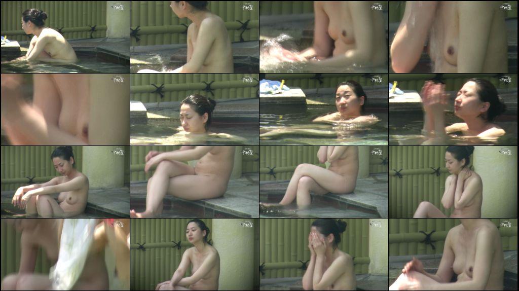 Aqua な露天風呂 Vol.888