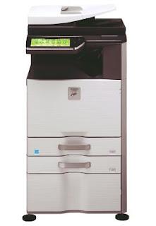 SHARP MX-2610N Printer Driver Download & Install