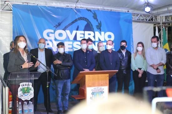 Quissamã recebe o programa Rio Milho em parceria da prefeitura com o estado