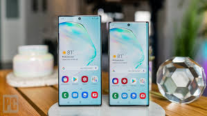 Samsung Galaxy note 10 & note 10+ Display
