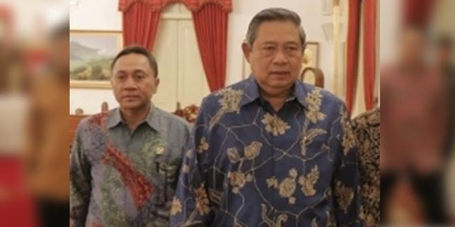 Tiga Poin Ini Yang Akan Dibahas Zulkifli-SBY Nanti Malam